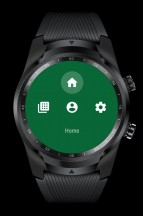 Play Store: Menu - Mobvoi TicWatch Pro 4G LTE review