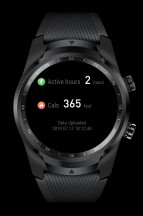 TicHealth: stats - Mobvoi TicWatch Pro 4G LTE review