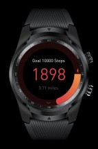 Distribution of steps throughout the day - Mobvoi TicWatch Pro 4G LTE review