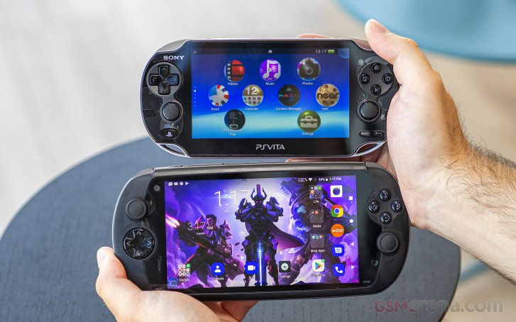 MOQI i7s Android game console review: Design, controls