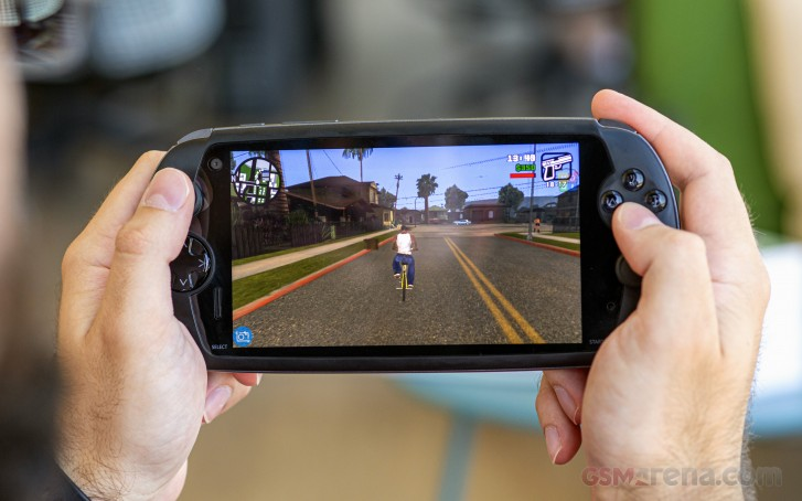 MOQI i7s Android game console review: General smartphone usage