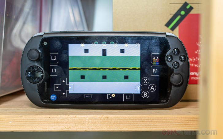 MOQI i7s Android game console review: Gaming performance