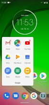 Folder view - Motorola Moto G7 Play review