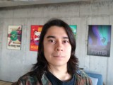 Selfie: Portrait - f/2.0, ISO 626, 1/33s - Motorola Moto G7 Plus review