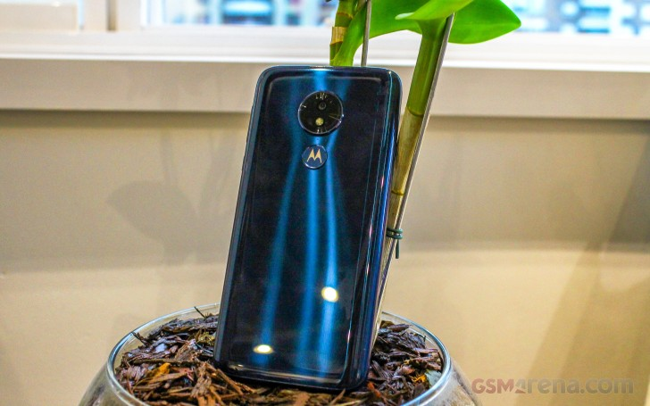 Moto G7 family hands-on review: Moto G7 Power and Moto G7