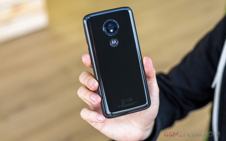 Motorola Moto G7 Power review: Software and performance