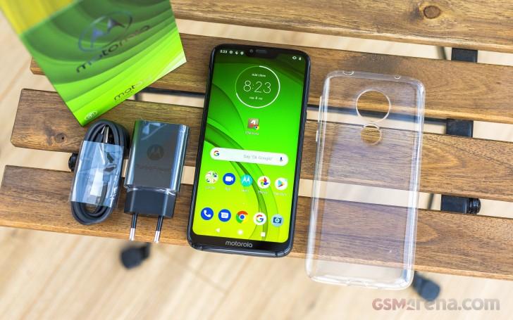 Motorola Moto G7 Power review