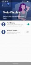 Moto Display - Motorola Moto G7 Power review