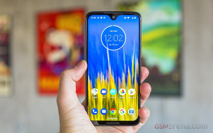 Motorola Moto G7 review - GSMArena com tests