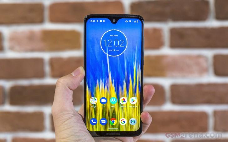 Motorola Moto G7 review: User interface, performance