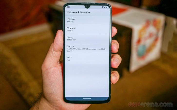 Motorola Moto Z4 review