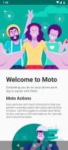Moto App - Motorola Moto Z4 review