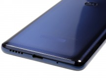 USB-C, loudspeaker, primary mic - Motorola One Action review
