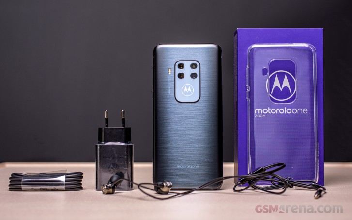 Motorola One Zoom hands-on review