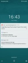 Lockscreen - Nokia 6.2 review