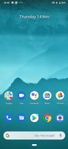Homescreen - Nokia 6.2 review