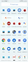 App drawer - Nokia 6.2 review