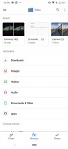 File manager - Nokia 6.2 review