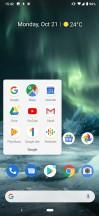 Folder view - Nokia 7.2 review