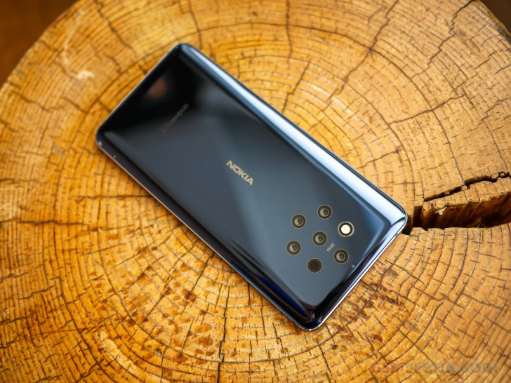 Nokia 9 Pureview Hands On review