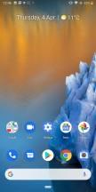 Homescreen - Nokia 9 PureView review