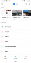 File manager - Nokia 9 PureView review