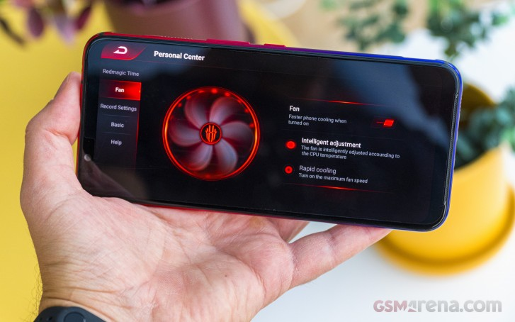 nubia Red Magic 3s review: User interface and performance