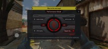 In-game Game Space menus and settings - ZTE nubia Red Magic 3s review