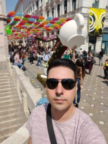 OnePlus 6T camera samples, selfies - f/2.0, ISO 100, 1/2210s - OnePlus 6T long-term review