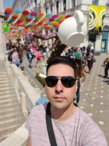 OnePlus 6T camera samples, selfies - f/2.0, ISO 125, 1/4427s - OnePlus 6T long-term review