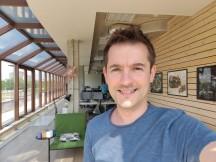 Normal selfies: OnePlus 7 Pro - f/2.0, ISO 100, 1/227s - OnePlus 7 Pro vs. Samsung Galaxy S10 Plus