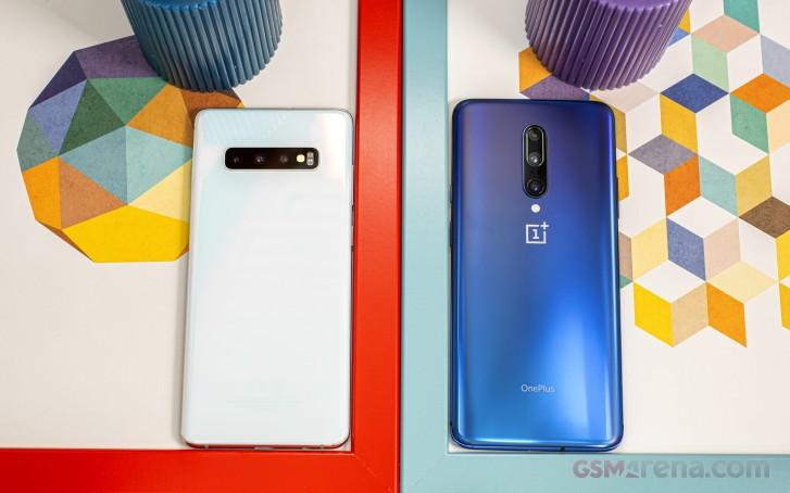 Oneplus 7 Pro vs. Samsung Galaxy S10 Plus