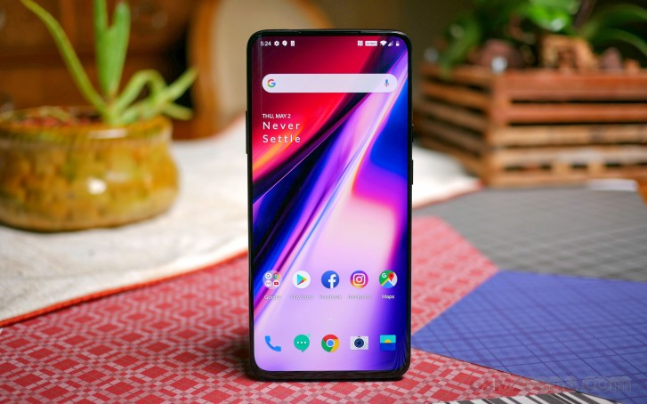 OnePlus 7 Pro review: Lab Tests - display, battery life, speaker