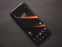 Front - Oneplus 7t Pro Mclaren Edition Handson review