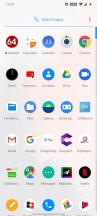 App drawer - Oneplus 7t review