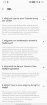 Zen Mode: FAQ - Oneplus 7t review