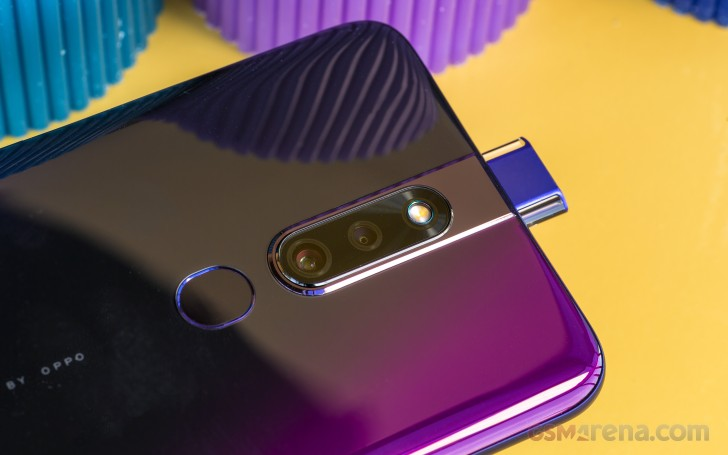 Oppo F11 Pro review