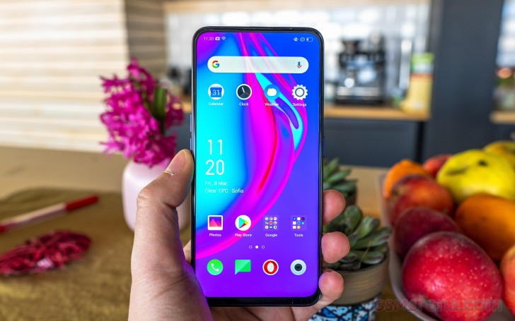 Oppo F11 Pro review: Software and performance