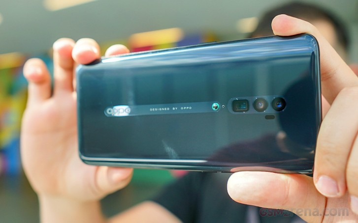 Oppo Reno 10x zoom hands-on review