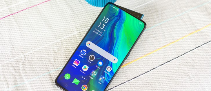 Oppo Reno 10x zoom review: Lab tests - display, battery life