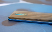 Power button and card slot on the right - Oppo Reno Ace review