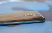 Volume buttons on the left - Oppo Reno Ace review