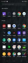 App drawer - Realme 3 Pro review
