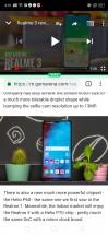 Split screen - Realme 3 Pro review