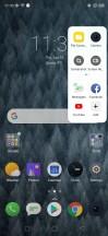 Navigation settings - Realme 3 Pro review