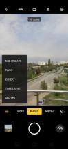 Camera UI - Realme 3 Pro review