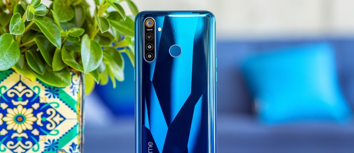 Realme 5 Pro review: Lab tests - display, battery life
