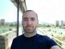 Realme 5 Pro 8MP selfie portraits - f/2.0, ISO 100, 1/450s - Realme 5 Pro review