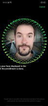 Biometric security - Realme X review