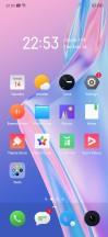 App drawer - Realme X review